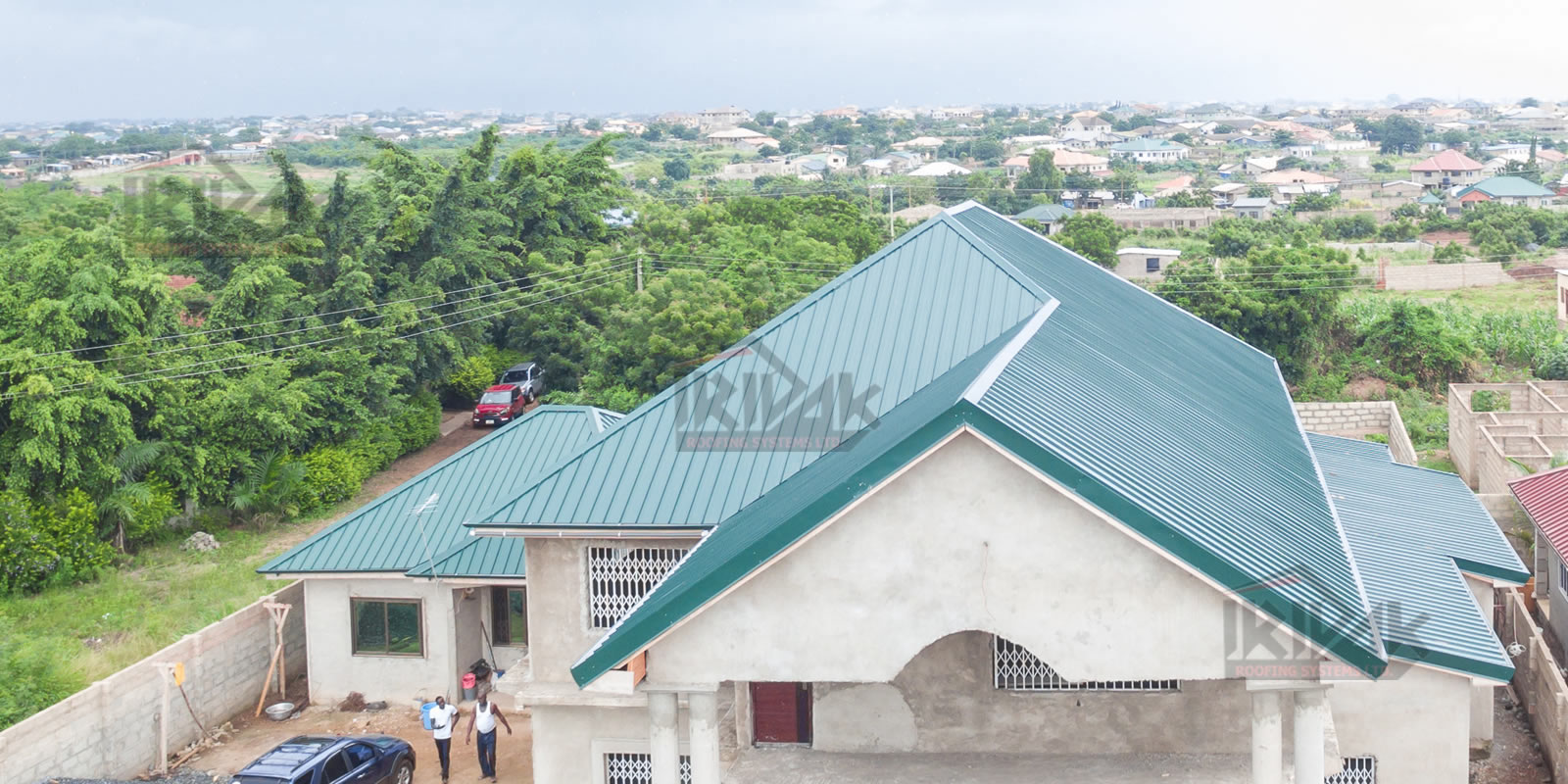 Iridak Roofing Sys Ltd Roofing Company In Ghana
